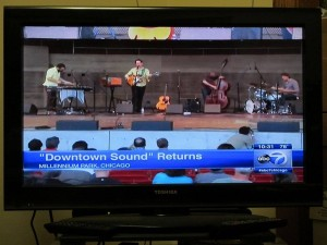 FBW on TV